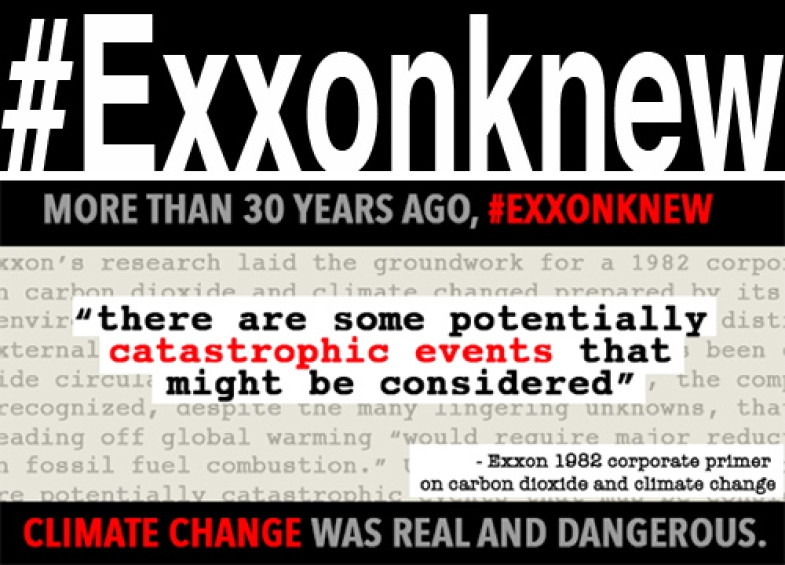 """LA Times is Now on the """"Exxon Knew"""" Story 