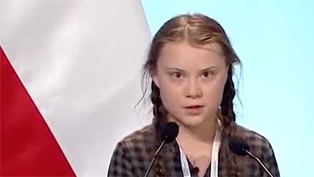 Great Thunberg - Is Progrqamming Child Abuse? Greta440