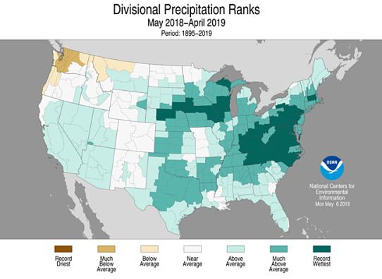 e17e1b1ab85 April Showers Make New Record